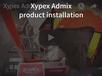 Xypex Admix Installation Video