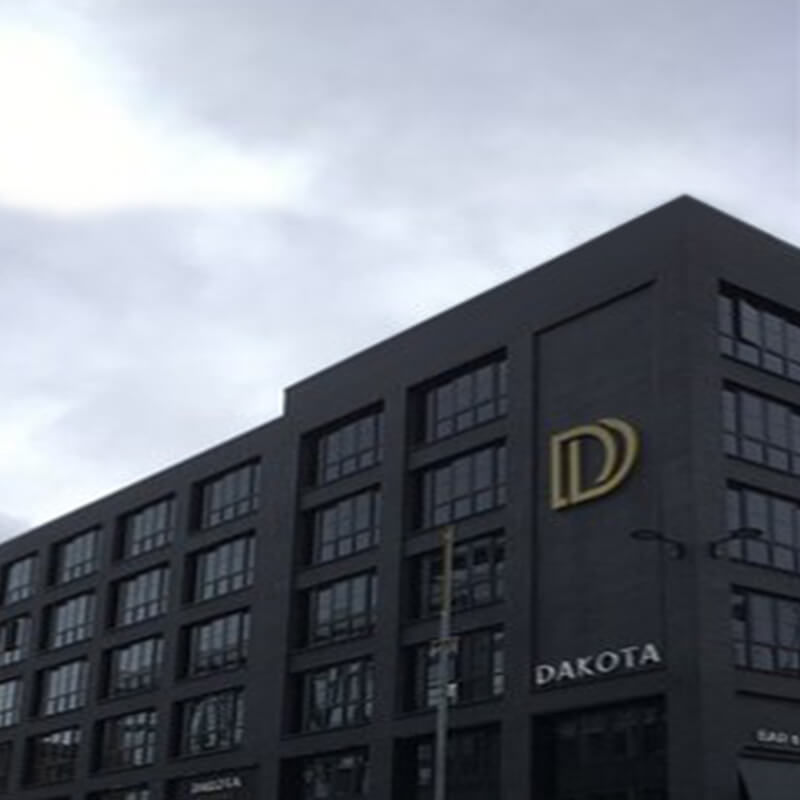 Dakota Hotel Glasgow Waterproofing Grade 3 (BS 8102:2009)